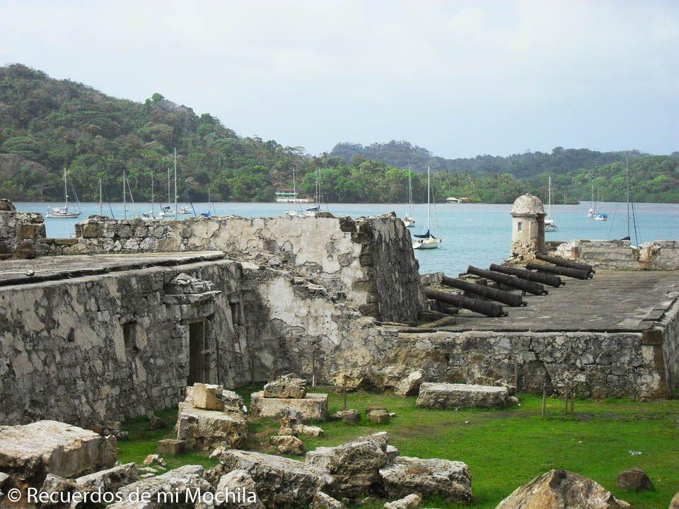 Portobelo, el puerto más asediado por Piratas en Panamá