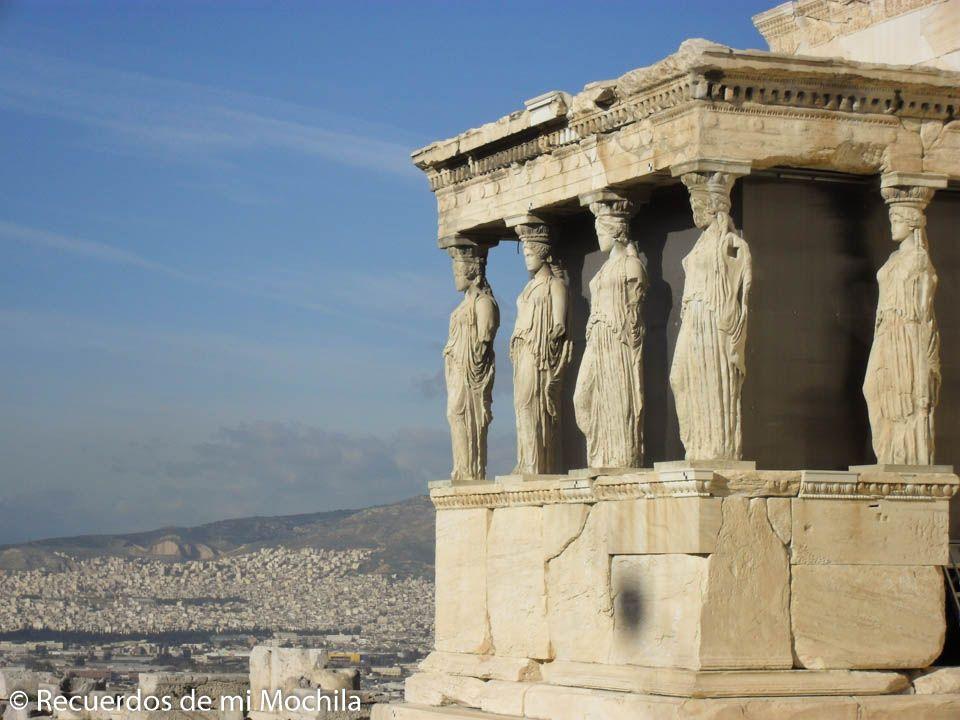 Qué ver y hacer en Atenas en 2 días