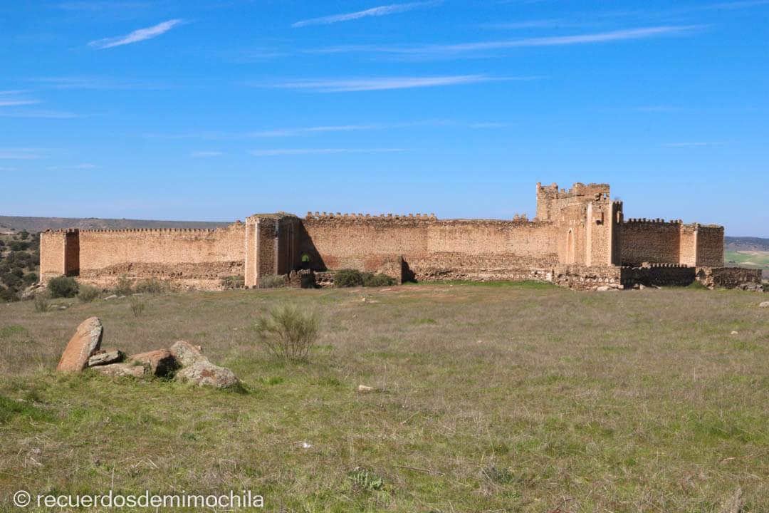 Ruta de castillos de Toledo