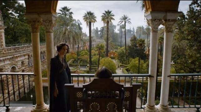 Juego de Tronos Sevilla