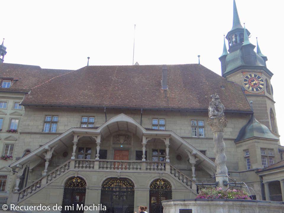Qué ver en Murten y Friburgo