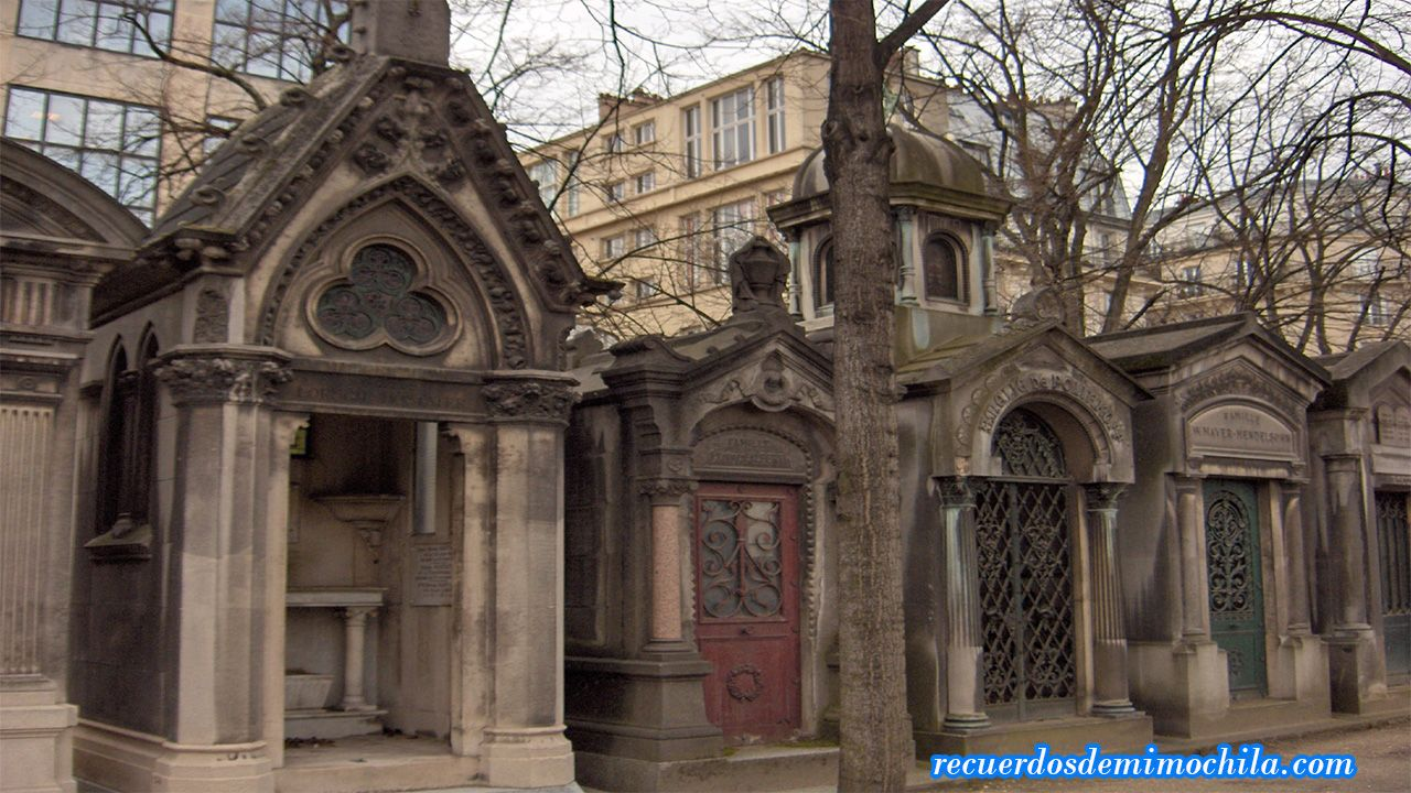 Cementerios bonitos del mundo