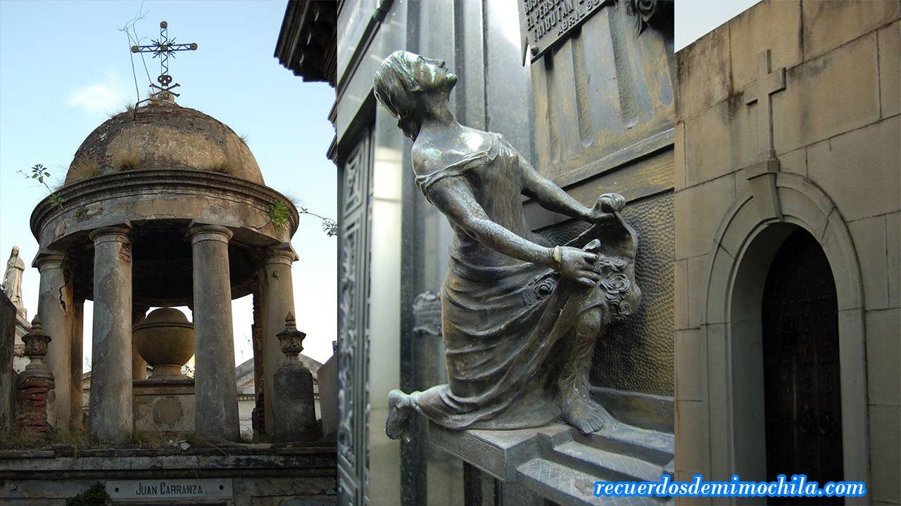 Cementerios bonitos y asombrosos del mundo