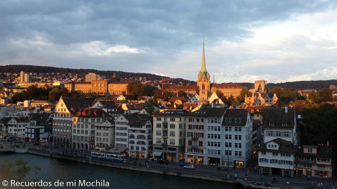 Qué ver en Zúrich en dos días