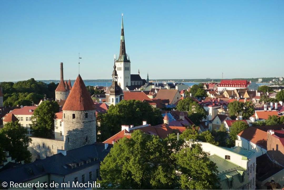 Qué ver en Tallín en un día