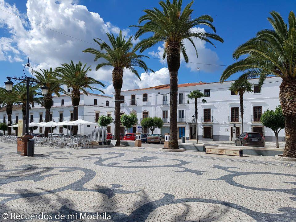 Olivenza, un poco de Portugal en España