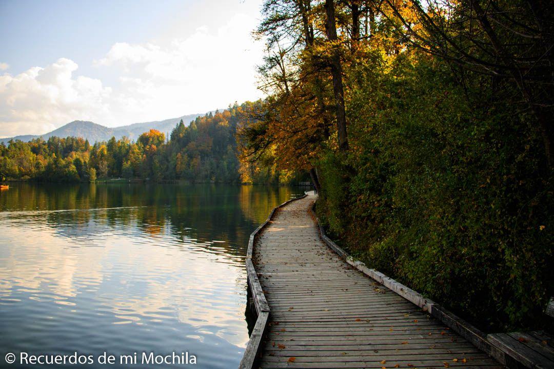 qué ver en el Lago Bled