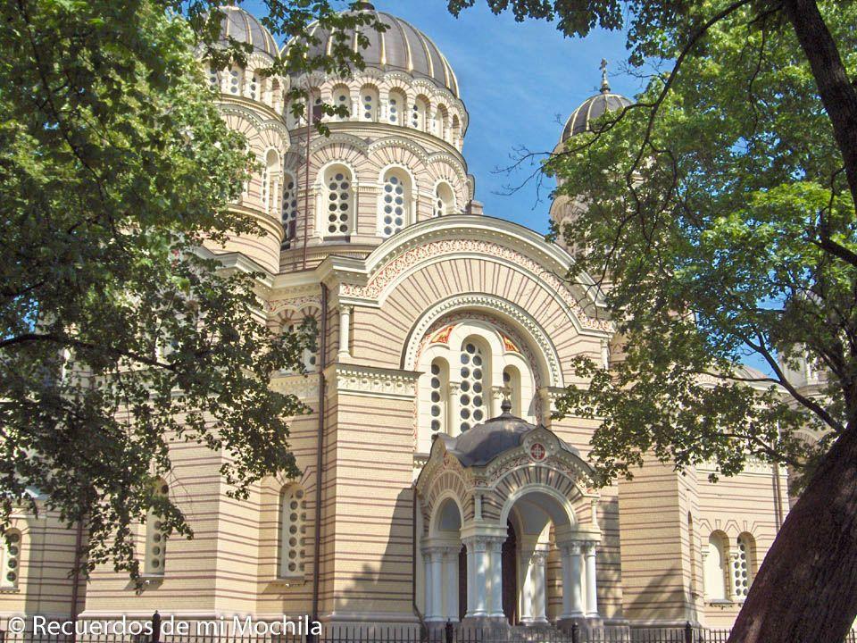 Riga en un día