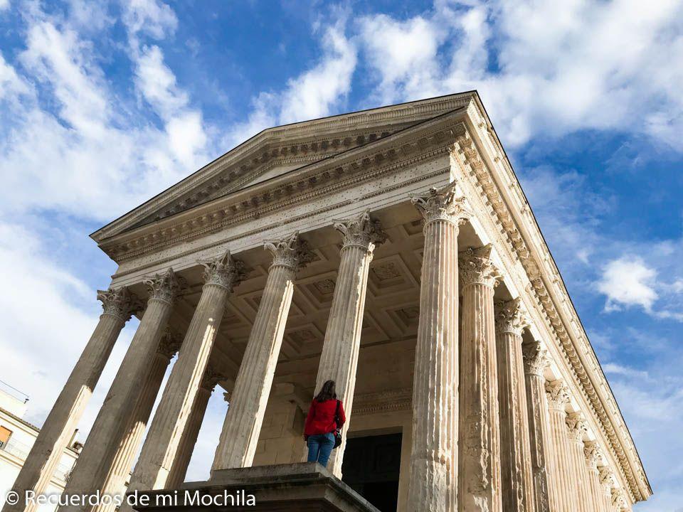 Qué ver en Nîmes en un día
