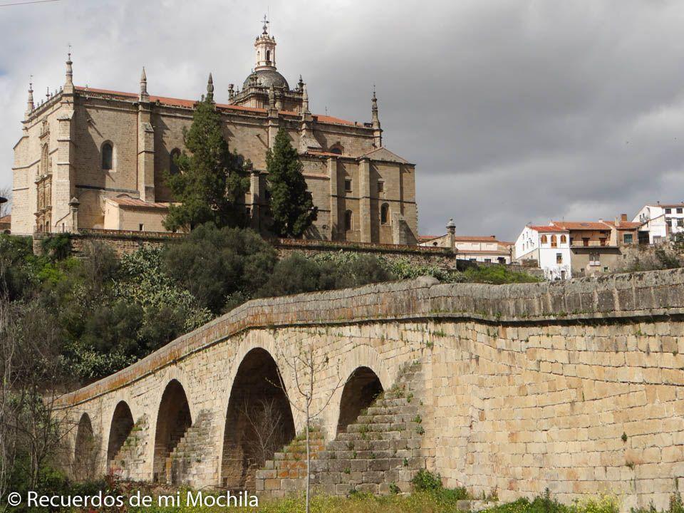 Visita a Coria y Galisteo