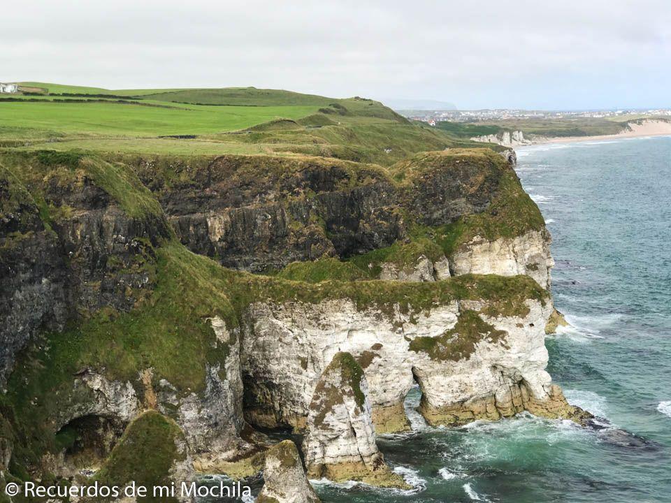 qué ver en Irlanda del Norte en una semana