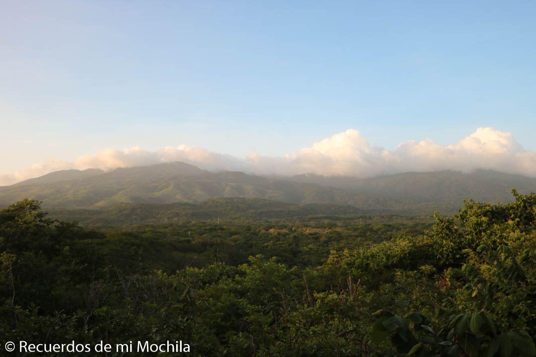 Visita al parque Rincón de la Vieja