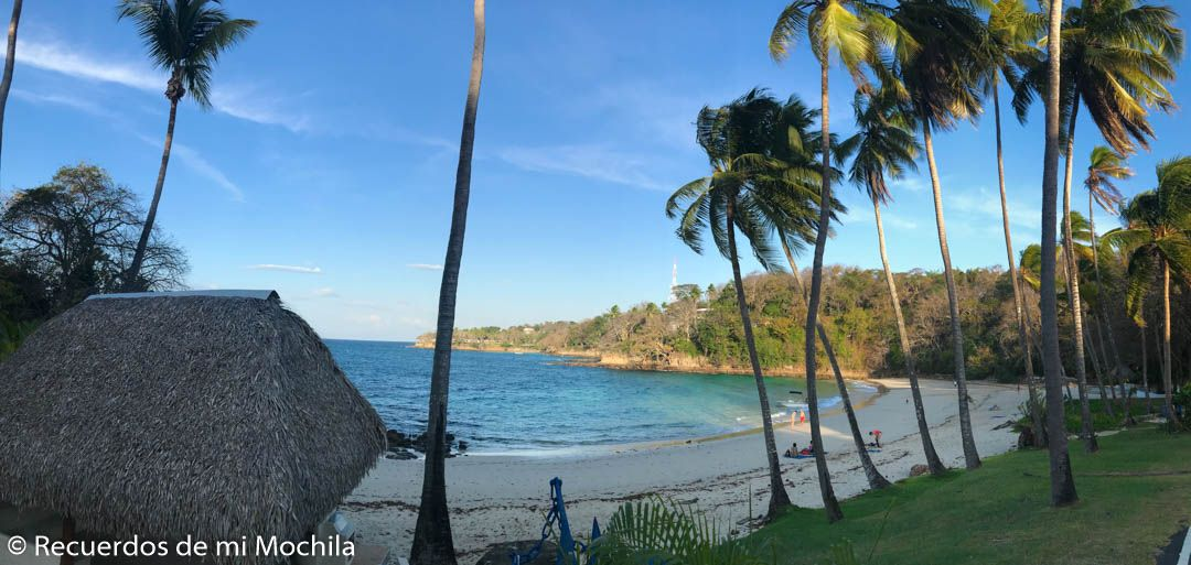 Isla Contadora playa ejecutiva