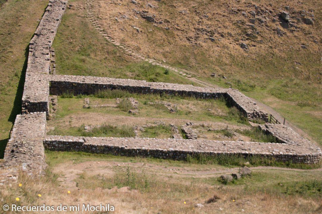 Muro de adriano Fortín 39