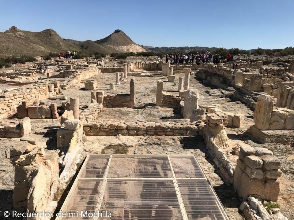 Visita al Tolmo de Minateda, el yacimiento arqueológico más importante de Albacete