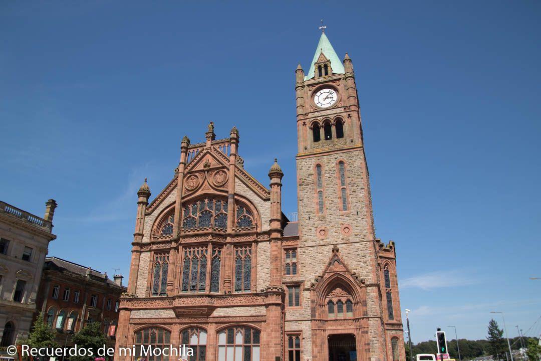 Qué ver en Derry~Londonderry en un día