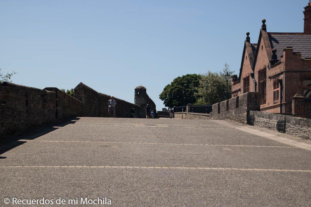 Qué ver en Derry~Londonderry