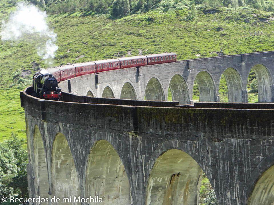 viaducto Glenfinnan