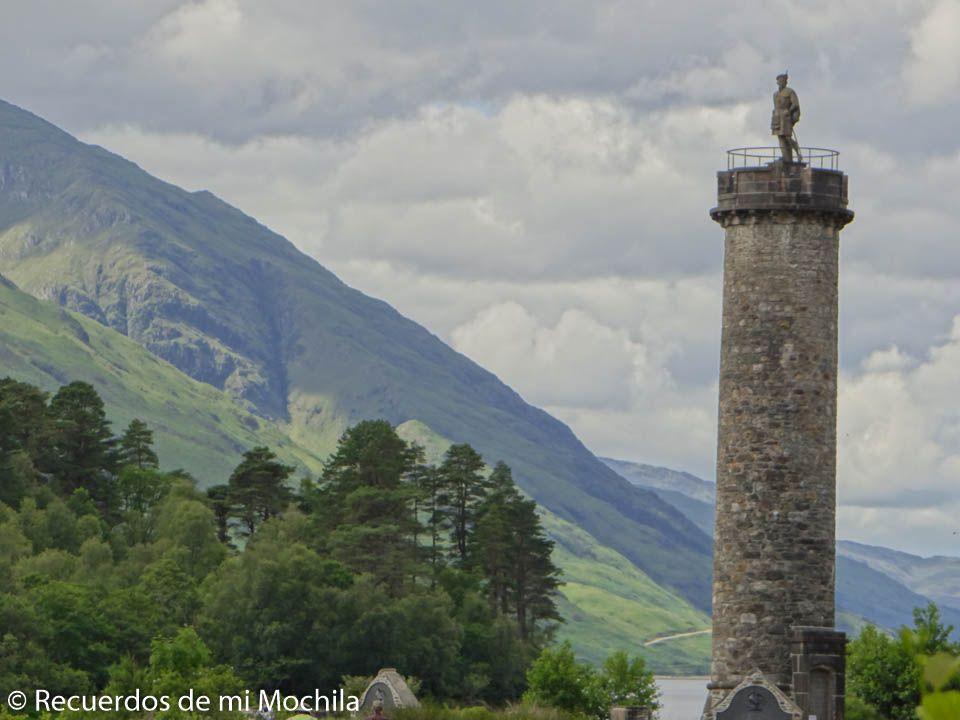 monumento de Glenfinnan