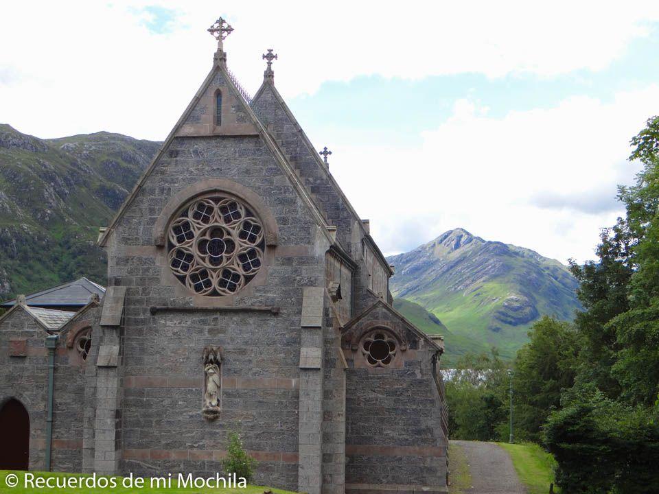 iglesia católica Saint Mary & Saint Finnan
