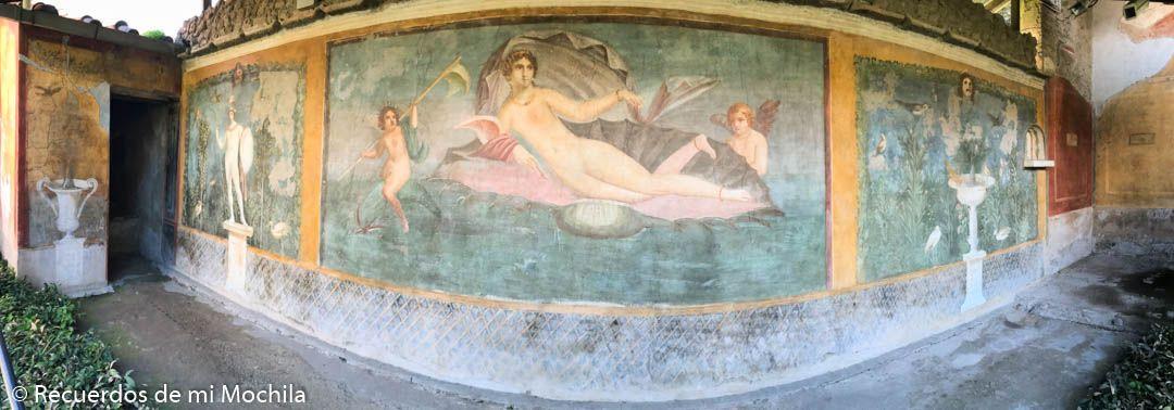 Qué ver en Pompeya en un día
