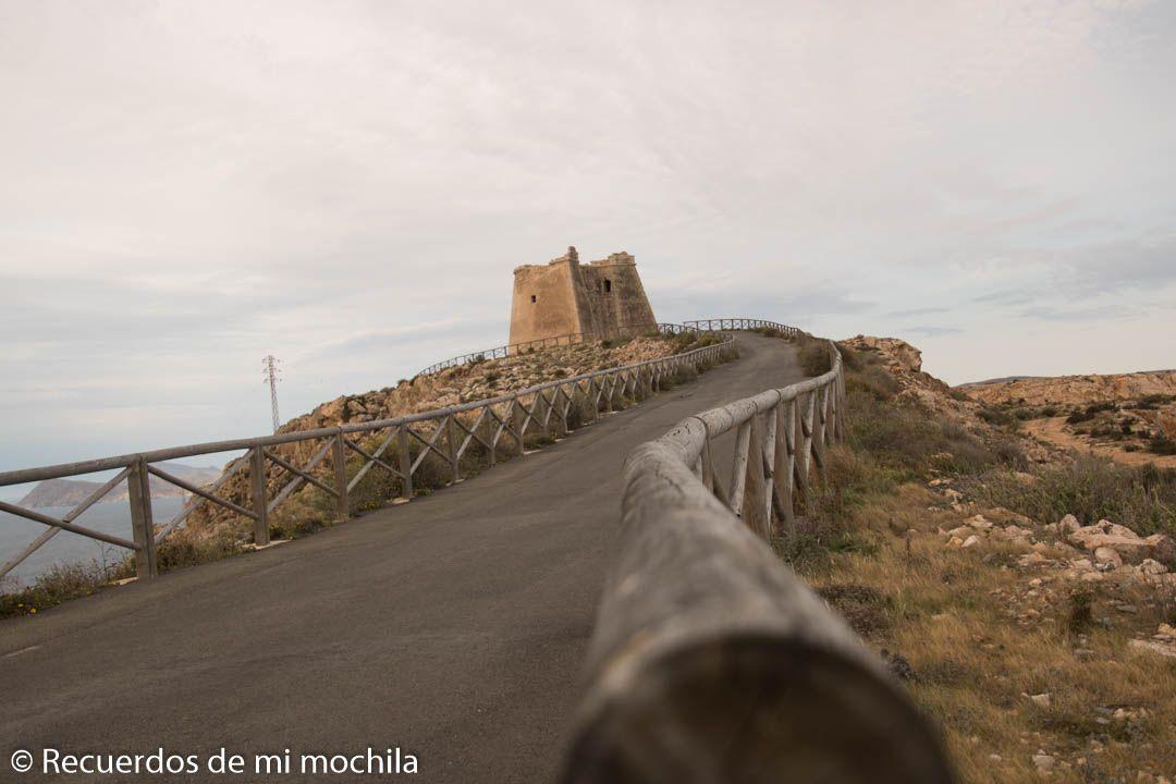 Torre de Mesa Roldán juego de tronos almería