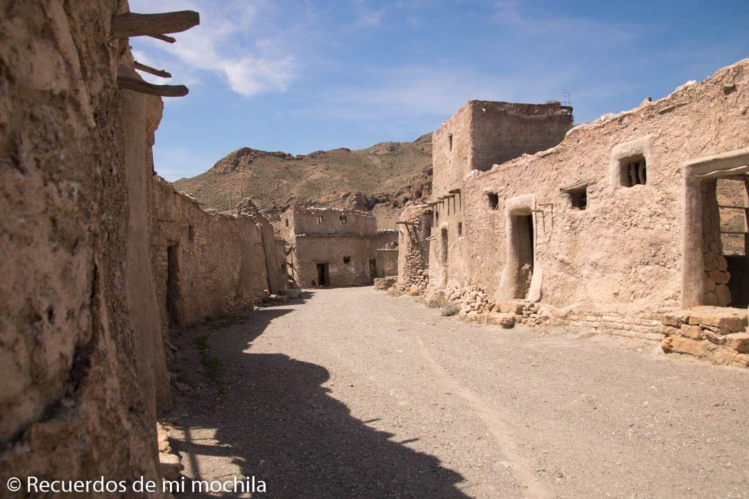 Escenarios de Juego de Tronos en Almería