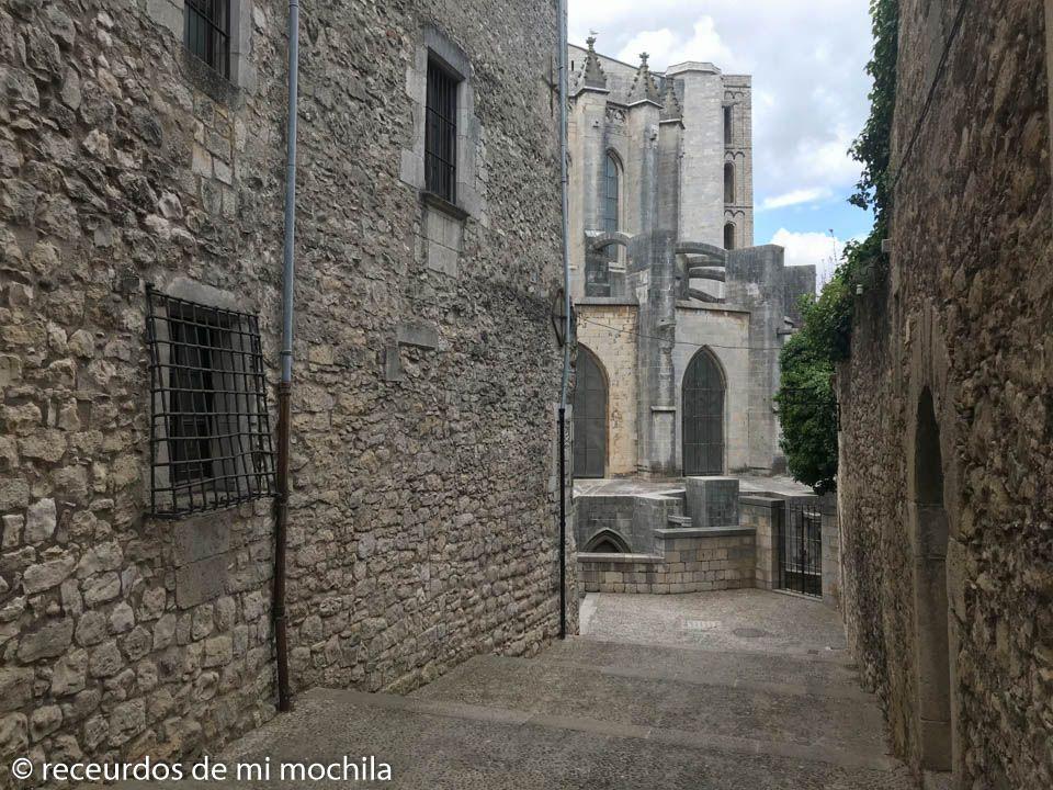 Escenarios de Juego de Tronos en Girona