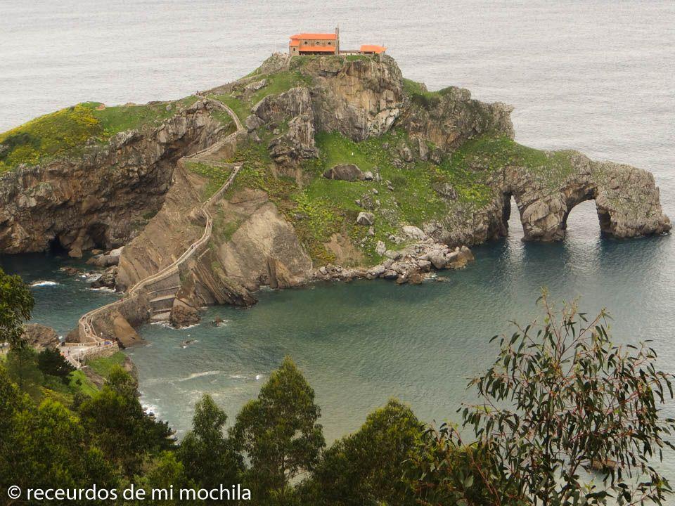 San Juan de Gaztelugatxe Rocadragón