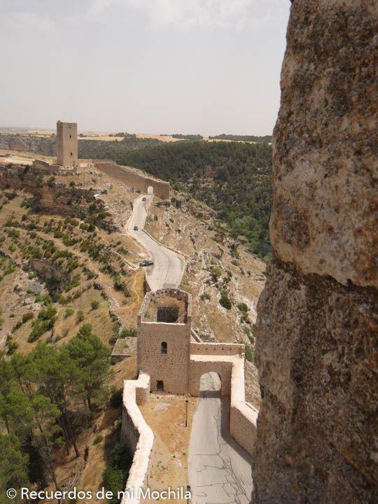 castillos del marqués de Villena