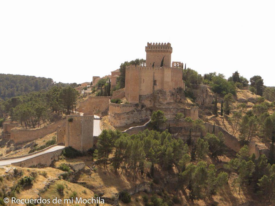 Ruta de los castillos del Marqués de Villena