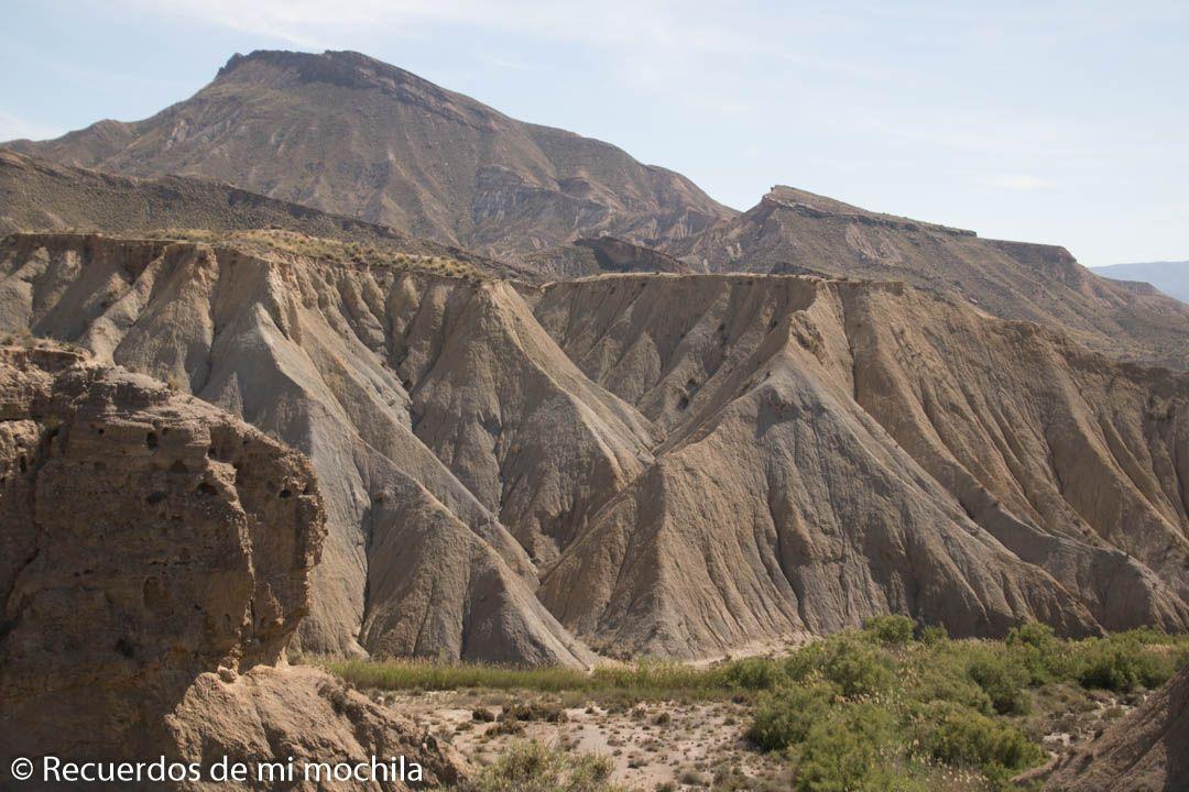 Visita al desierto de Tabernas