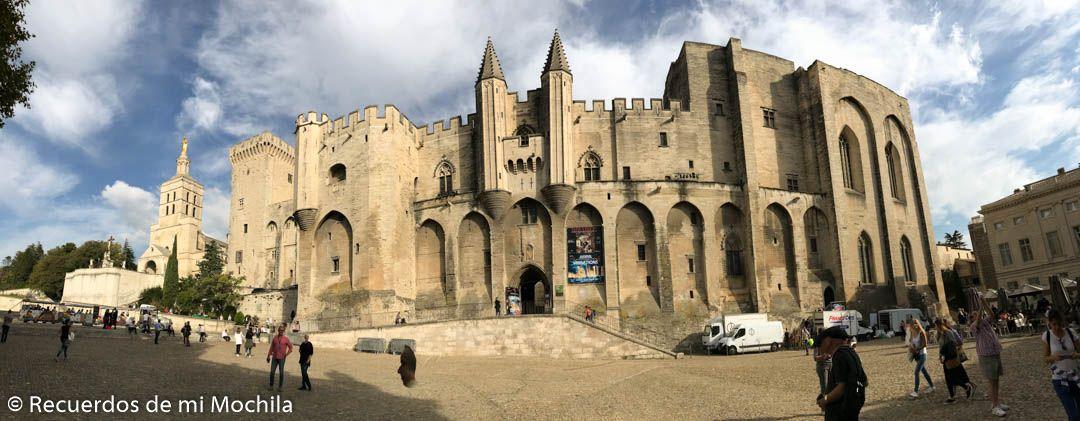 Qué ver en Avignon