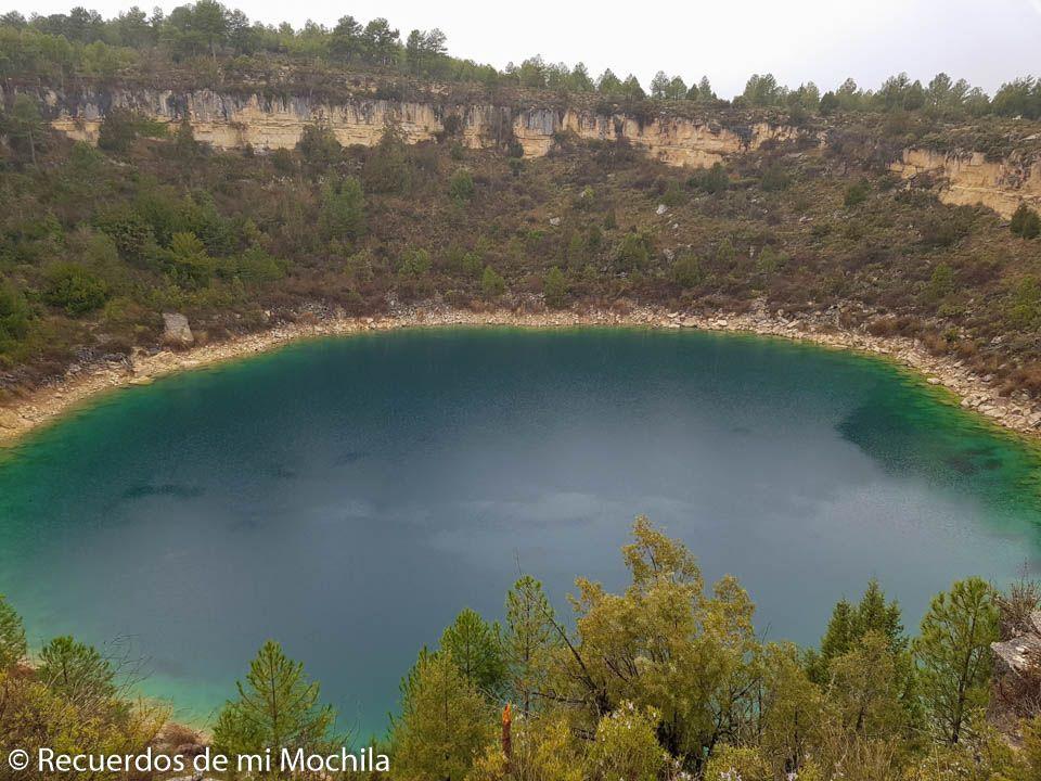 Visita a las lagunas de Cañada del Hoyo