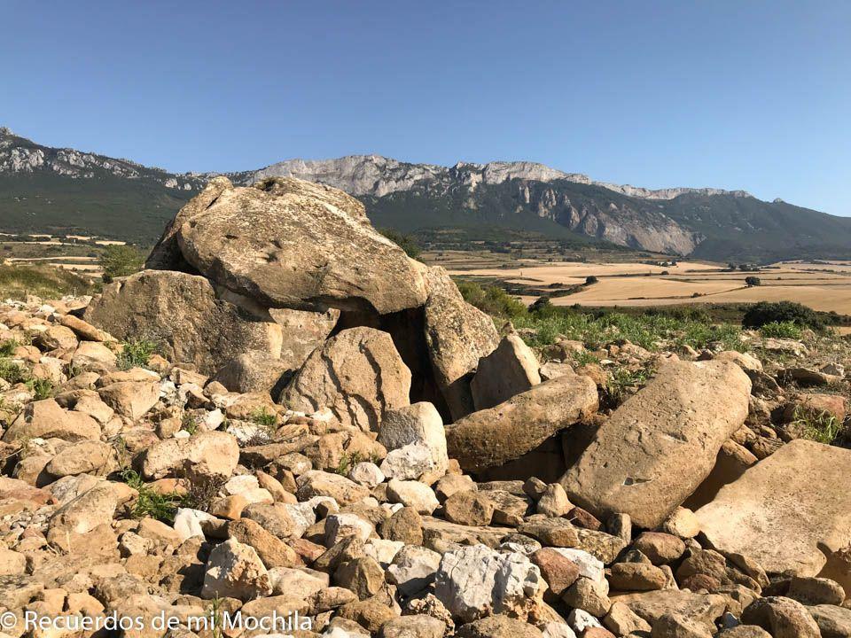 dólmenes de Laguardia