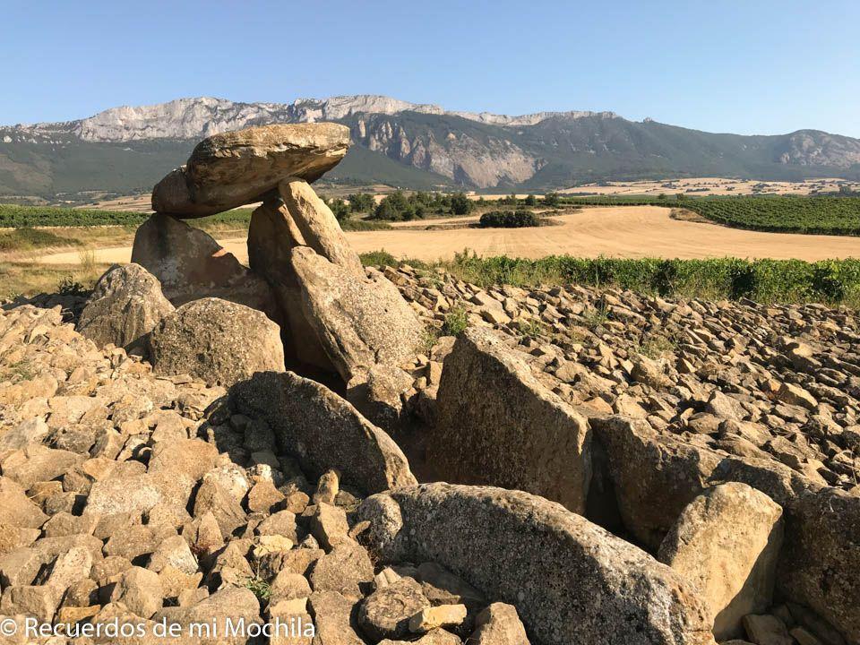Ruta de dólmenes de Laguardia