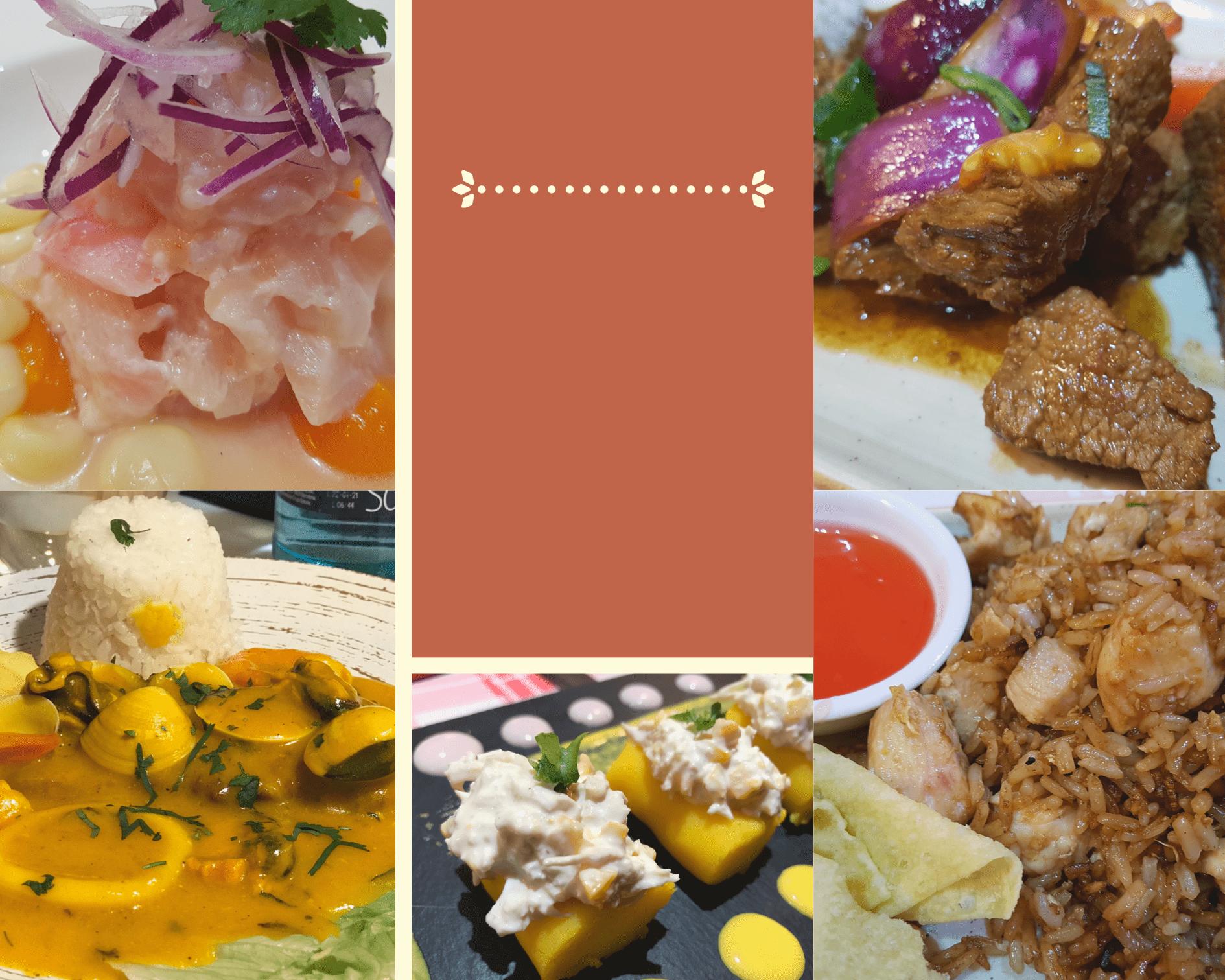 Restaurantes peruanos en Madrid