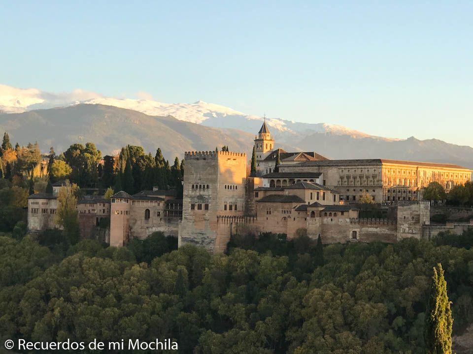 Qué ver y hacer en Granada en dos días