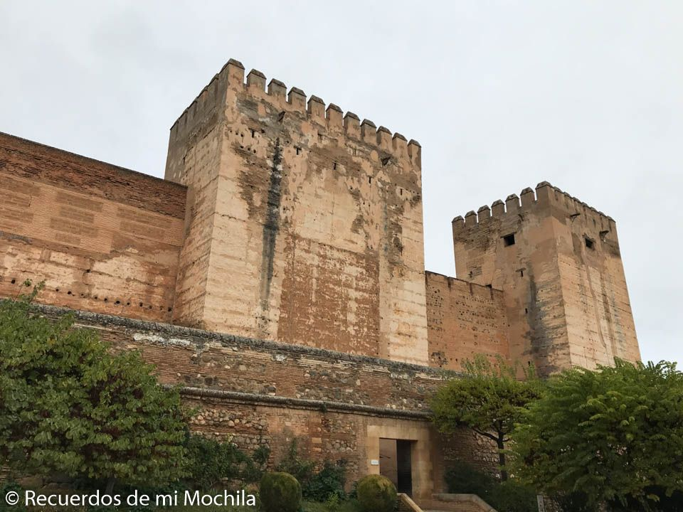 Alcazaba la alhambra