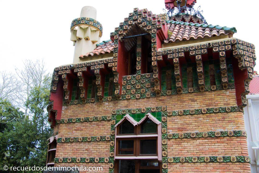El Capricho de Gaudí de Comillas