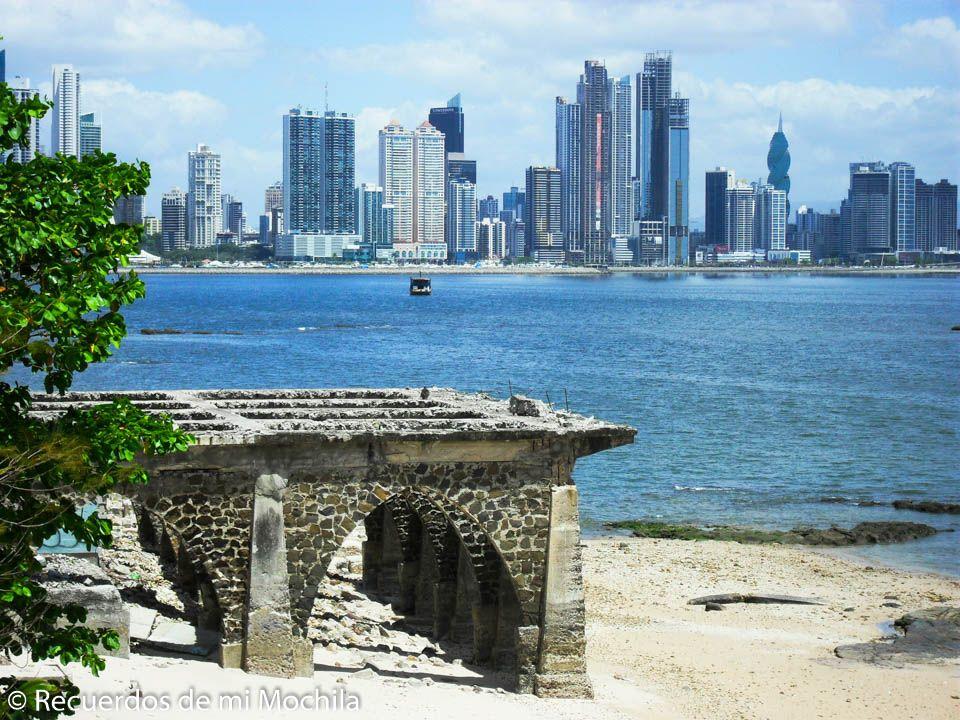 Casco antiguo de Panamá