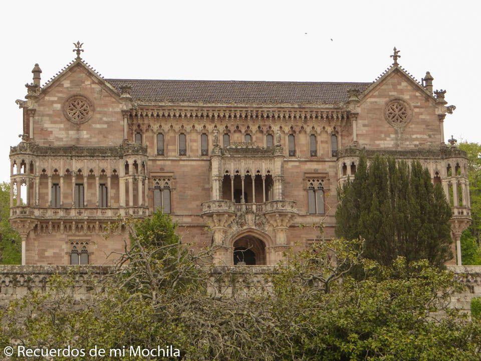 El Palacio de Sobrellano de Comillas