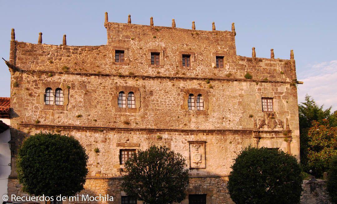 Palacio de los Velarde - Qué ver en Santillana del Mar