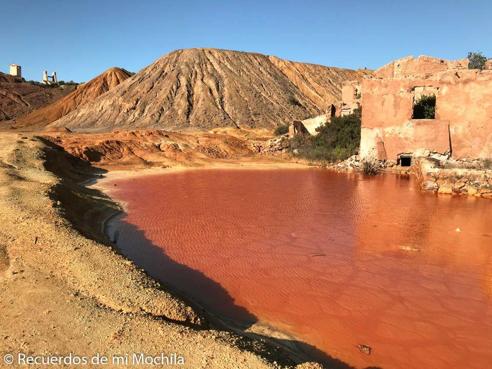 cotos mineros de Mazarrón