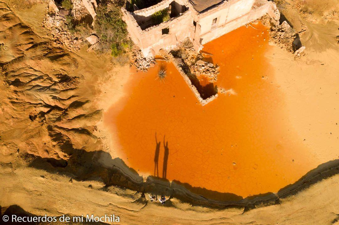 Visita a los cotos mineros de Mazarrón