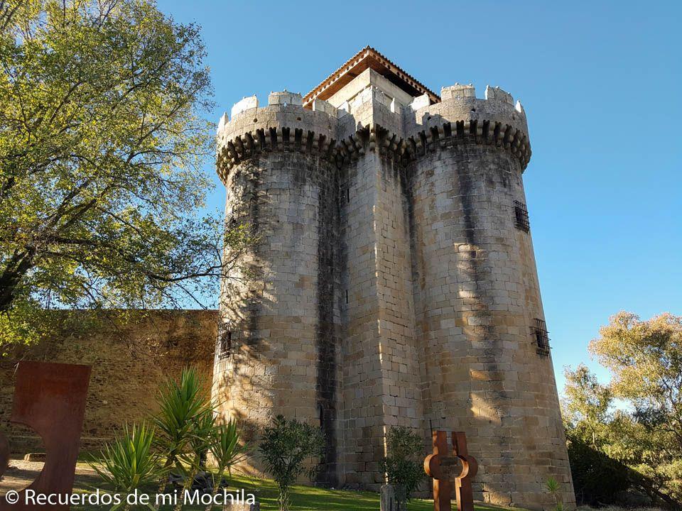 Castillo de los Duques de Alba Granadilla