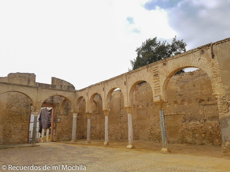 Castillo de la Mota-Palacio Ducal Marchena