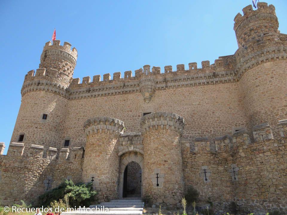 Castillos de la comunidad de Madrid