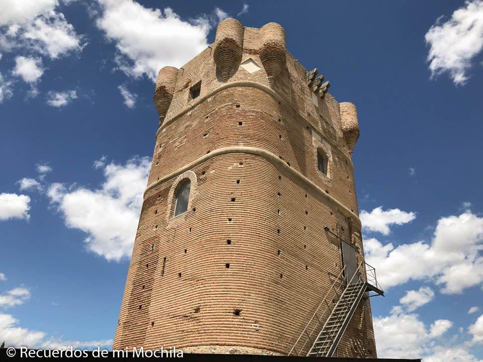 Castillo de Gonzalo Chacón en Arroyomolinos