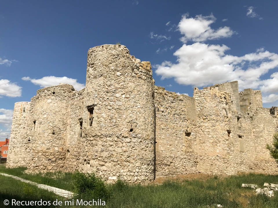 Castillo de Puñonrostro en Torrejón de Velasco